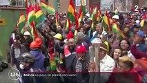 Bolivie : le pays en pleine confusion après la démission d'Evo Morales
