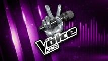 Dernière danse - Indila | Ilyana | The Voice Kids France 2017 | Blind Audition