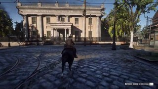 Videoanálisis Red Dead Redemption 2 en PC