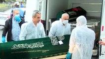 Ölü bulunan 4 kardeş taputlarıyla defnedildiler