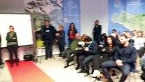 Costa con i cittadini di Priolo Gargallo (11.11.19)