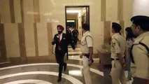 भारतीय क्रिकेट टीम के कप्तान विराट कोहली पहुंचे रेडिसन इंदौर