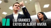 Los mejores momentos de Albert Rivera al frente de Ciudadanos