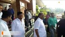 सरकार गठन के लिए भाजपा-शिवसेना के बाद अब राकांपा को न्योता, राज्यपाल ने कल रात 8:30 बजे तक का वक्त दिया