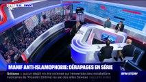Manif contre l'Islamophobie: dérapages en série - 11/11