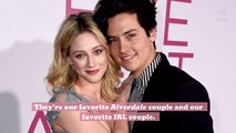If there was any confusion, Lili Reinhart and Cole Sprouse confirm their relationship with kissing Instagram