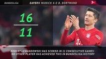 5 Things - Lewandowski continues to create history