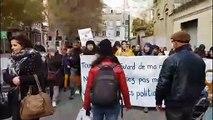 Manifestation 11 novembre Saint-Etienne