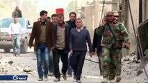 أهالي كناكر يحاصرون مخفر شرطتها ... وناشطون يكذبون انتحار موقوف في دمشق