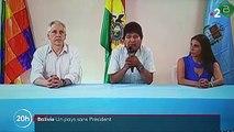 Bolivie : un pays sans président