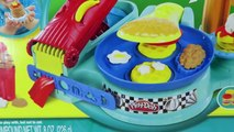 Play Doh Flip 'N Serve Breakfast Playset