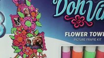 Doh Vinci Flower Tower Picture Frame Kit-