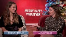 Bridgit Mendler Wasn't Looking For an Acting Job When She Was Cast in 'Merry Happy Whatever'