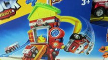 Tonka Chuck and Friends Fire Funhouse with Boomer the Fire Truck-