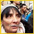 """""""C'est une honte, elle s'est mise toute nue"""" : une femme perturbe la manifestation contre l'islamophobie"""