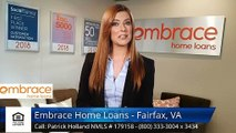 Patrick Holland Review NMLS # 179158 Embrace Home Loans - Fairfax, VA. Impressive 5 Star Revie...
