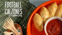 Easy Football Calzones