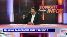 "Polanski: pas de promo pour ""J'accuse"" ? - 11/11"