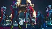 True Damage Release Music Video for 'Giants' Single | Billboard News