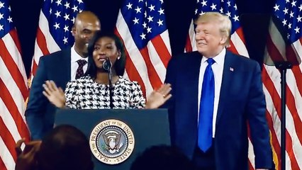 Trump Speaks at 'Black Voices for Trump' coalition