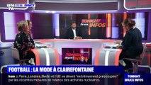 Football: la mode à Clairefontaine - 11/11
