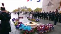 Birinci Dünya Savaşı'nın sona ermesinin 101. yıl dönümü etkinliği - PARİS