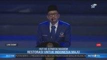 HUT ke-8 NasDem: Restorasi untuk Indonesia Maju (4)