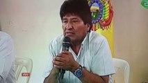 Bolivia's Evo Morales takes asylum in Mexico