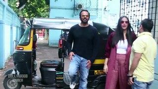 Neha Dhupia & Rohit Shetty At The Recording Of 'No Filter Neha Season 4'