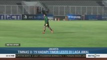 Timnas U-19 Hadapi Timor Leste di Laga Awal Kualifikasi Piala Asia 2020