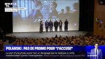 """La promotion du dernier film de Roman Polanski, """"J'Accuse"""", fortement perturbée par des accusations de viol visant le réalisateur"""