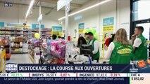 La France qui bouge: Déstockage, la course aux ouvertures, par Julien Gagliardi - 12/11