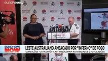 Los históricos incendios en Australia destruyen la costa este