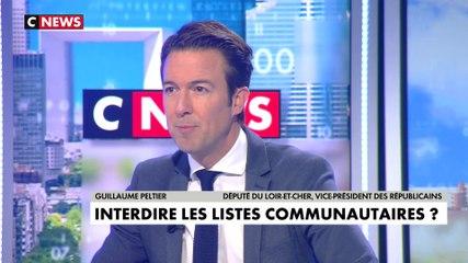 Guillaume Peltier - CNews mardi 12 novembre 2019
