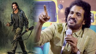 Upendra starrer Kannada Movie Kabja first look is out. | Filmibeat Kannada