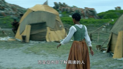 《克洛多娃》官方中文預告 Krotoa Official Trailer