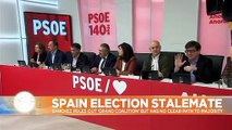 After the election deadlock, which parties could govern Spain?