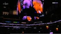 NBA - La cérémonie intégrale en l'honneur de Tony Parker
