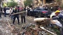 غارة إسرائيلية على دمشق تقتل شخصين بينهما نجل قيادي في الجهاد الإسلامي وجرح 10 آخرين