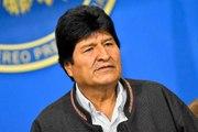 Evo Morales annonce son exil politique au Mexique