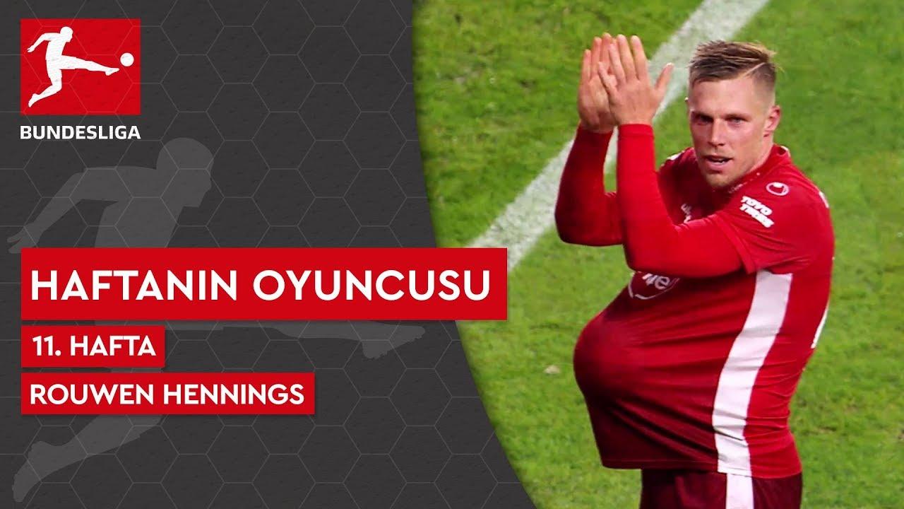 Bundesliga'da 11. Haftanın Oyuncusu | Rouwen Hennings (2019/20)