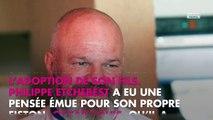 Philippe Etchebest : ses confidences émouvantes sur l'adoption de son fils