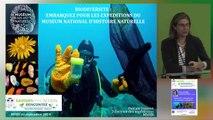 Pascale JOANNOT – Biodiversité: embarquez pour les expéditions du Muséum ! [1e part]