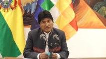 Morales podría solicitar condición de refugiado en México
