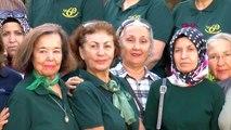 Antalya 60'lık stajyerler iş başında