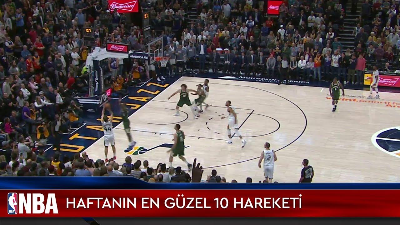 Haftanın En Güzel 10 Hareketi | NBA - 12.11.2019