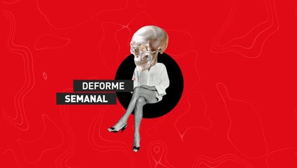 Deforme Semanal - 3x01 - Programa completo