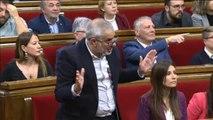 El Parlament desobedece al Constitucional y aprueba una moción sobre la autodeterminación