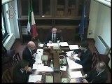 Roma - Pensioni, audizione Cassa previdenza ingegneri e architetti (12.11.19)