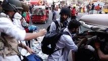 Irak'ta hükümet karşıtı gösteriler devam ediyor - BAĞDAT